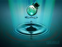 Wallpaper Splash www.caricatura.lt